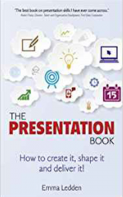 The Presentation Book by Emma Ledden